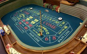 Luxury Casino roulette